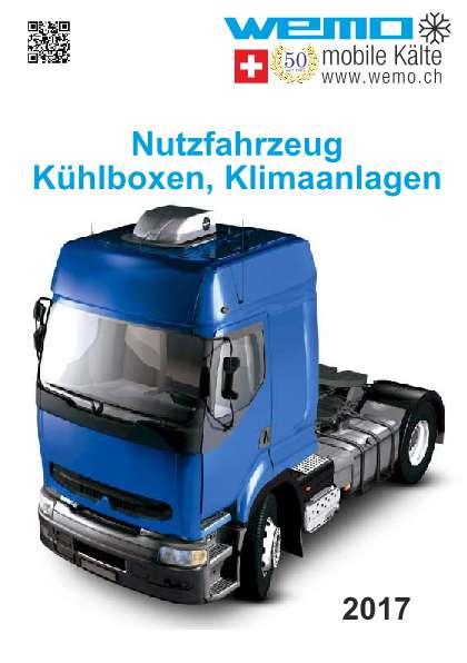 Nutzfahrzeug Kühlboxen und Klimaanlagen (12/24 Volt)