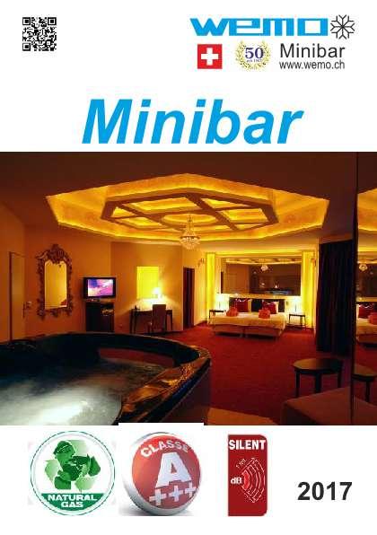Minibar/Hotelzimmerkühlschrank