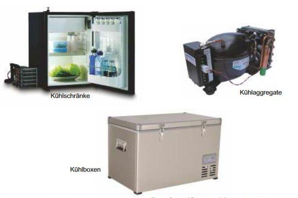 Mini Kühlschrank Mit Gefrierfach 48 L A Gefrierschrank Kühlbox Kühler Hotel : Kühlgeräte kältetechnik mobilen kälte für v batteriestrom