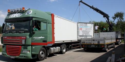 container transport wemo ger te ag. Black Bedroom Furniture Sets. Home Design Ideas